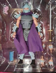NECA  TMNT  Teenage Mutant Ninja Turtles Action Figures Shredder