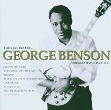 """GEORGE BENSON """"THE GREATEST HITS OF ALL"""" CD NEW+"""
