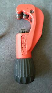 Rothenberger Tube Cutter 35 Rohrabschneider rot 6-35mm gebraucht