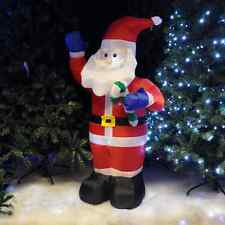 4ft Inflattable Santa Claus