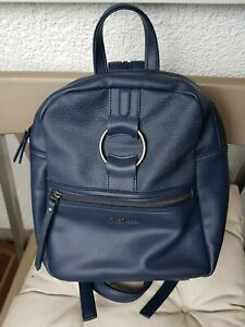 Pepe Jeans Rucksack Damen Blau ( selten getragen)