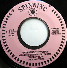 The DEL-RIOS & Various 45 EP Just Across The Street SPINNING label DOO WOP e3958