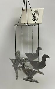 Goose Wind Chime by Carson, Statesmetal