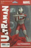Rise Of Ultraman #1 Christopher Action Figure Variant Marvel Comics 2020