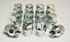 16 x M12 x 1.25, 19mm Hex Alloy Wheel Nuts With 6mm Shank (Zinc)
