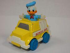 Arco Disney Collectable Die Cast Donald Duck School Bus