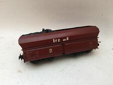 TRIX Express ERZ IIIA - Güterwagen - 4 Achsen - bespielt aus Nachlass - ohne OVP