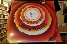 """Stevie Wonder Songs in the Key of Life 2xLP sealed vinyl + 7"""" RE reissue"""