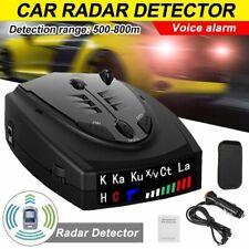 Car Radar Detector Auto Voice Alert Antiradar Alarm System Automobile Anti-radar