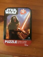 Star Wars jigsaw puzzle 50 pieces Star Wars In A Sealed Tin New Fathers Day Gift