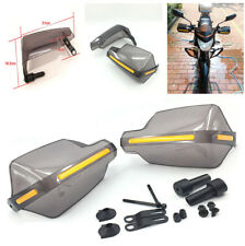 "2x Motorcycle Handlebar Bar Hand Guard Bike Protector For 7/8"" Scooter Accessory"