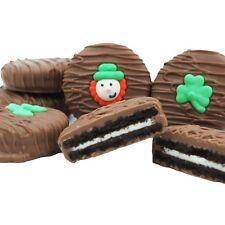 Philadelphia Candies St. Patrick's Day Leprechaun Milk Chocolate OREO® Cookies
