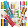 Fabric Paint and Marker Pens - Permanent - Machine Washable