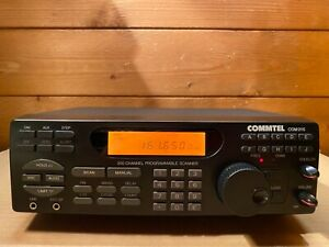 Commtel COM125 200 Channel Programmable Scanner