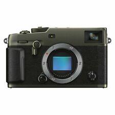 Fujifilm X-PRO3 dura black  Gehäuse / Body  Demo-Modell nur 50 Auslösungen XPRO3