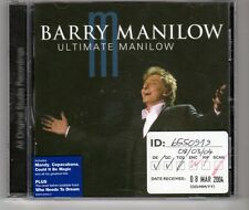 (HH2) Barry Manilow, Ultimate Manilow - 2004 CD