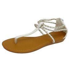Unbranded Zip Synthetic Sandals & Flip Flops for Women