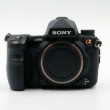 Sony Alpha DSLR-A850 24.6MP Digitalkamera - Schwarz (Nur Gehäuse) - gebraucht