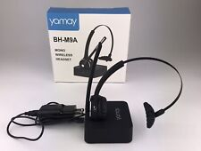 Yamay Mono Wireless Bluetooth Android Headset - Bh-M9A - Hands Free Rechargeable