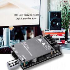 50W+50W 2CH Amplificatore di Potenza Audio Stereo Modulo Bluetooth5.0