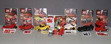 Lego Komplettsatz Shell V-Power 6 Ferrari Autos / Modelle + Pit Crew! OVP RAR!