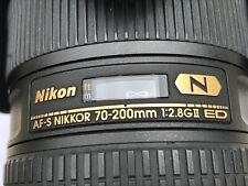 Nikon AF-S NIKKOR 70-200mm f/2.8GII ED VR
