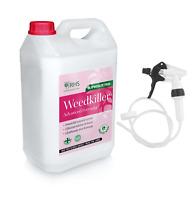 RHS Weed killer 5L Glyphosate Free Formula 24h Action Plus Long Hose Trigger