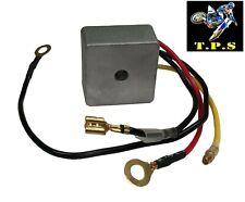4 WIRE VOLTAGE REGULATOR RECTIFIER: CLUB CAR PETROL GOLF CART 1015777 102711201