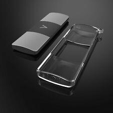 for AliveCor Kardia Mobile 6L, TUDIA Ultra Slim Transparent Case