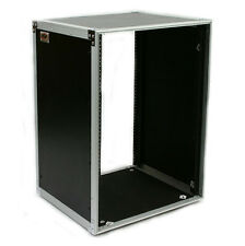 "OSP 16 Space Rack Amp, Effects, Server Install Studio Case | 16U 19"" Audio Video"