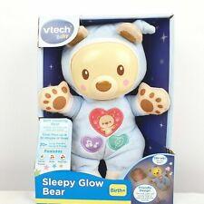VTech Baby Sleepy Glow Bear Singing Talking Lullaby Soothing Night Light Age 0