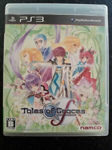Tales Of Graces f Japanese Playstation 3
