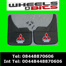 Mitsubishi mudflaps Universal fitting mudflaps for front or Rear