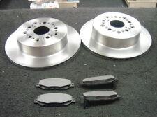TOYOTA ARISTO LEXUS SOARER SUPRA disques de frein arrière plaquettes de frein