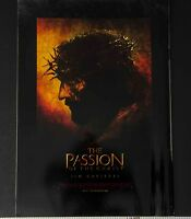 05426 Mel Gibson 2004 THE PASSION OF THE CHRIST Japanese Movie Program Rare