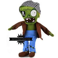 PIANTE CONTRO ZOMBI PIRATA PELUCHE plants vs zombies 2 zombie plush pirate doll