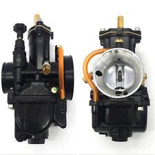 Schwarz Aluminium 28mm PWK Vergaser für 2 Hub/ 4 Hub Zyklus 80cc -350cc Motorrad
