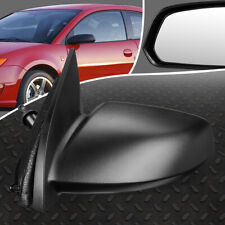 FOR 03-07 STURN LON COUPE OE STYLE MANUAL LEFT SIDE VIEW DOOR MIRROR ASSEMBLY