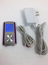 IQ Technologies Pro IV Combo Massager Purple Unit with Charger