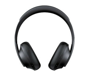 MAD PRICE DROP, Bose Noise Cancelling Headphones 700 in BLACK - NEW & Original