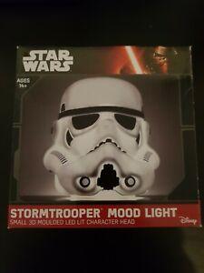 Star Wars Stormtrooper Small Mood Light - White (New)