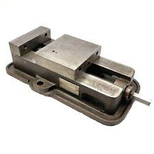 Kurt D60 1 Ang Lock Precision Machine Vise Width 6 Opening 7 14 Throat 1
