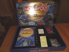 MONOPOLY DUEL MASTERS EDITION Board Game (CONTENTS SEALED)