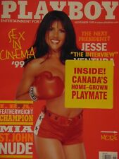 Playboy November 1999 | Cara Wakelin Mia St-John     #10477
