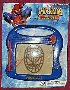 The Amazing Spiderman Marvel Magnetic Drawing Board by BASE 4