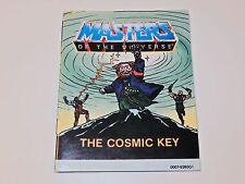 MOTU HE-MAN MASTERS OF THE UNIVERSE MINI COMIC 1987 THE COSMIC KEY ITALY EURO