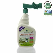 Greenerways Organic Insecticide, Backyard Insect Repellent, Natural Insect Kill