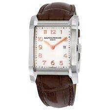 Baume et Mercier Hampton Stainless Steel Ladies Watch 10018