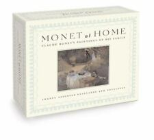 Monet at Home, A Postcard Book: Claude Monet's Paintings of his Family
