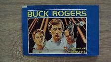 RARE - Pochette PANINI - Buck Rogers - 1980